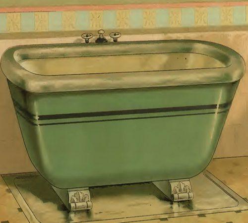 Lịch sử bồn tắm