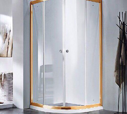 phòng tắm vách kính - sự lựa chọn tối ưu cho phòng tắm nhỏ