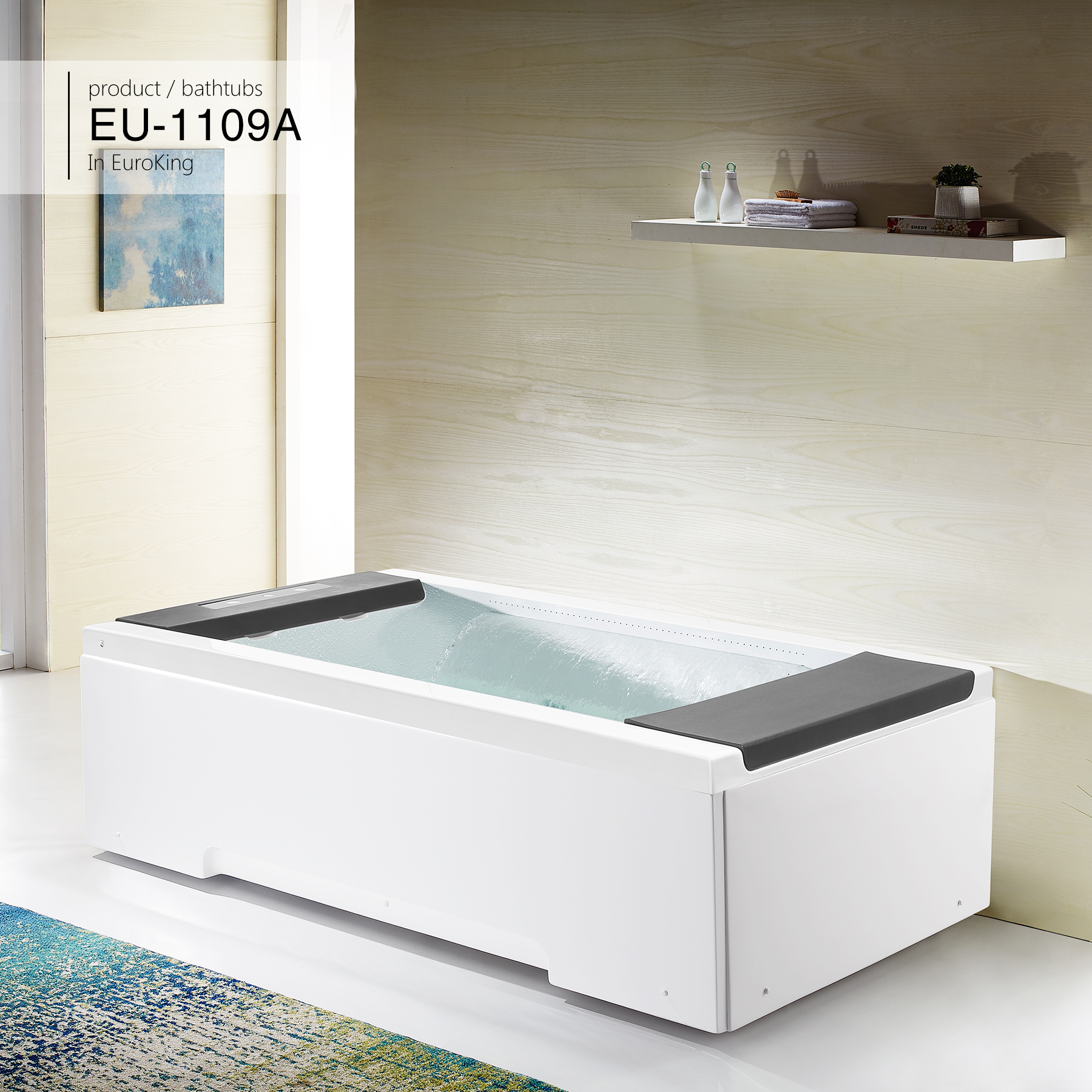 Bồn massage EuroKing EU-1109A