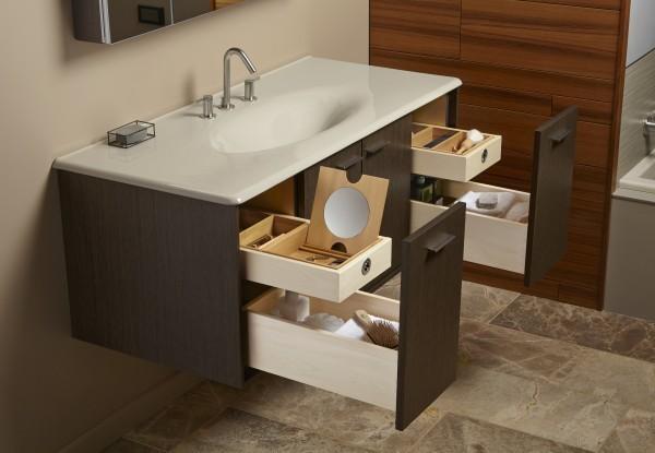 4 ý tưởng thiết kế phòng tắm mang lại nhiều tiện ích nhất