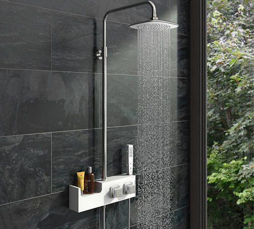 thiết kế phòng tắm thân thiện với môi trường