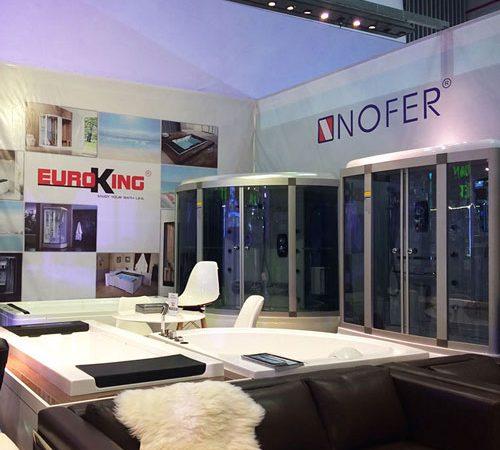 Euroking tại Vietbuild home 2017.