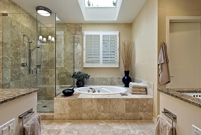 gạch phòng tắm đẹp