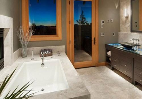 cần lưu ý gì khi thiết kế phòng tắm
