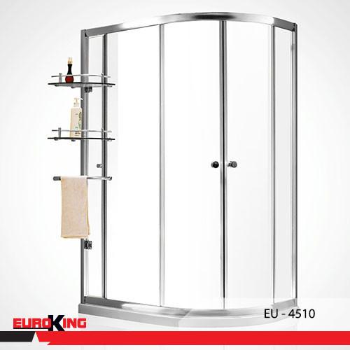 Phòng tắm vách kính EuroKing với đa dạng mẫu mã để khách hàng dễ dàng chọn lựa