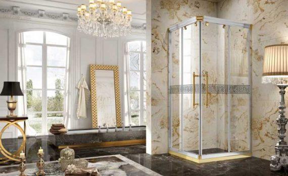 Vật liệu lát sàn phòng tắm vách kính nào tốt nhất?