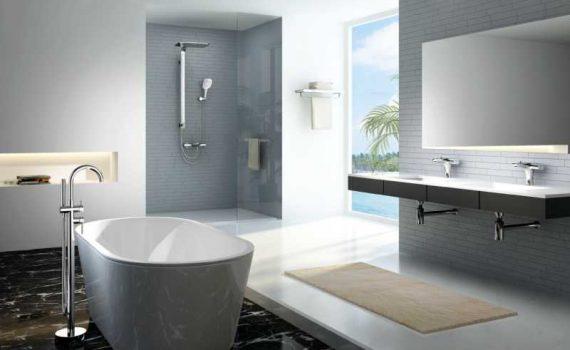 Vì sao nên chọn mua thiết bị phòng tắm cao cấp