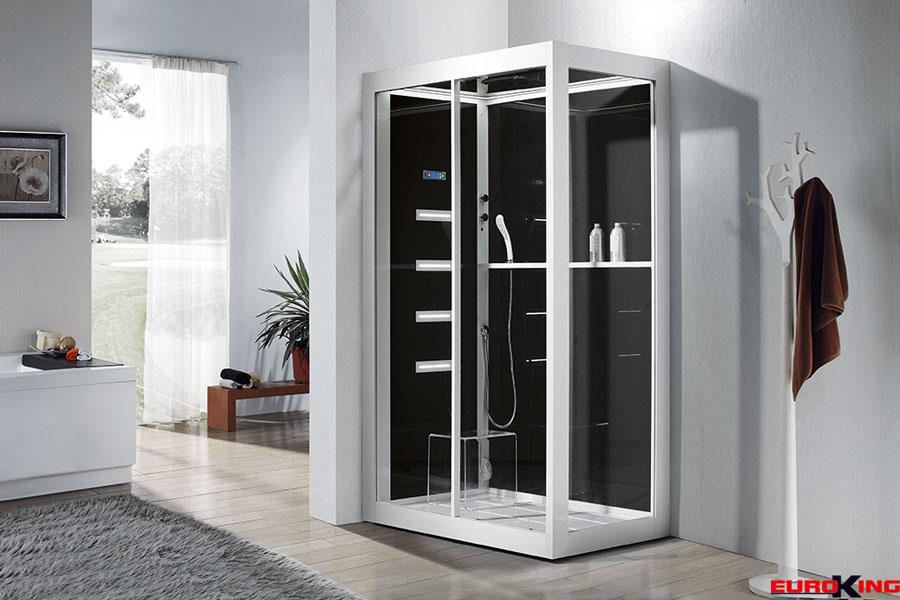 Nên chọn mua phòng xông hơi khô hay ướt cho gia đình?