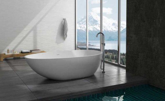 Thiết kế phòng tắm phong cách Zen - đẳng cấp sự cân bằng, yên bình