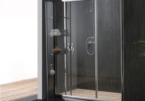 Bật mí các bước chọn gạch lát phòng tắm vách kính đẹp
