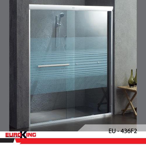 Những loại phòng tắm vách kính phổ biến cho căn hộ chung cư