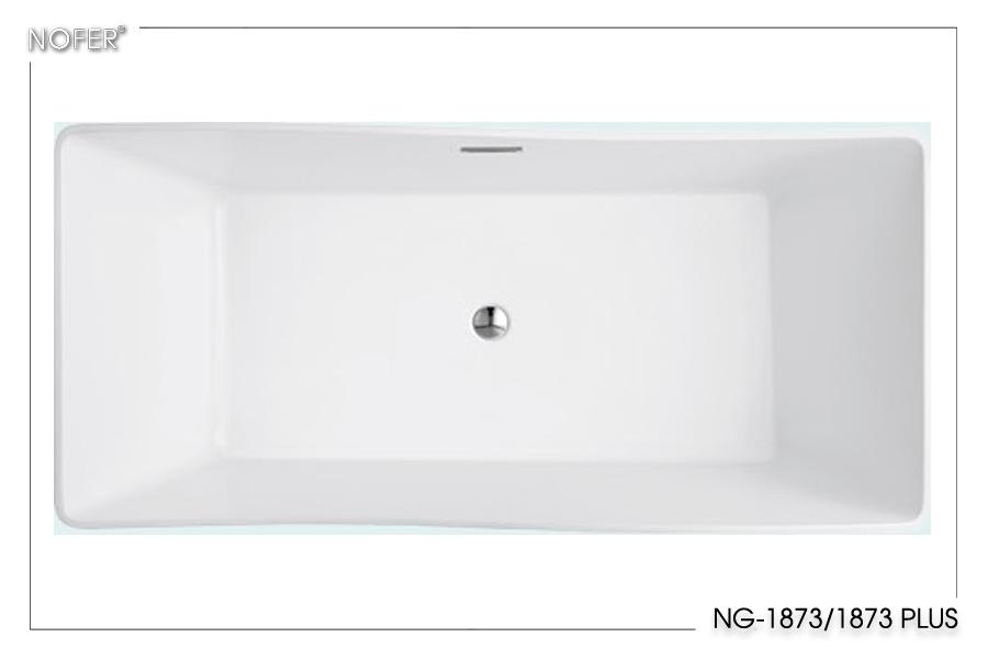Lòng bồn tắm NG-1873/1873 Plus
