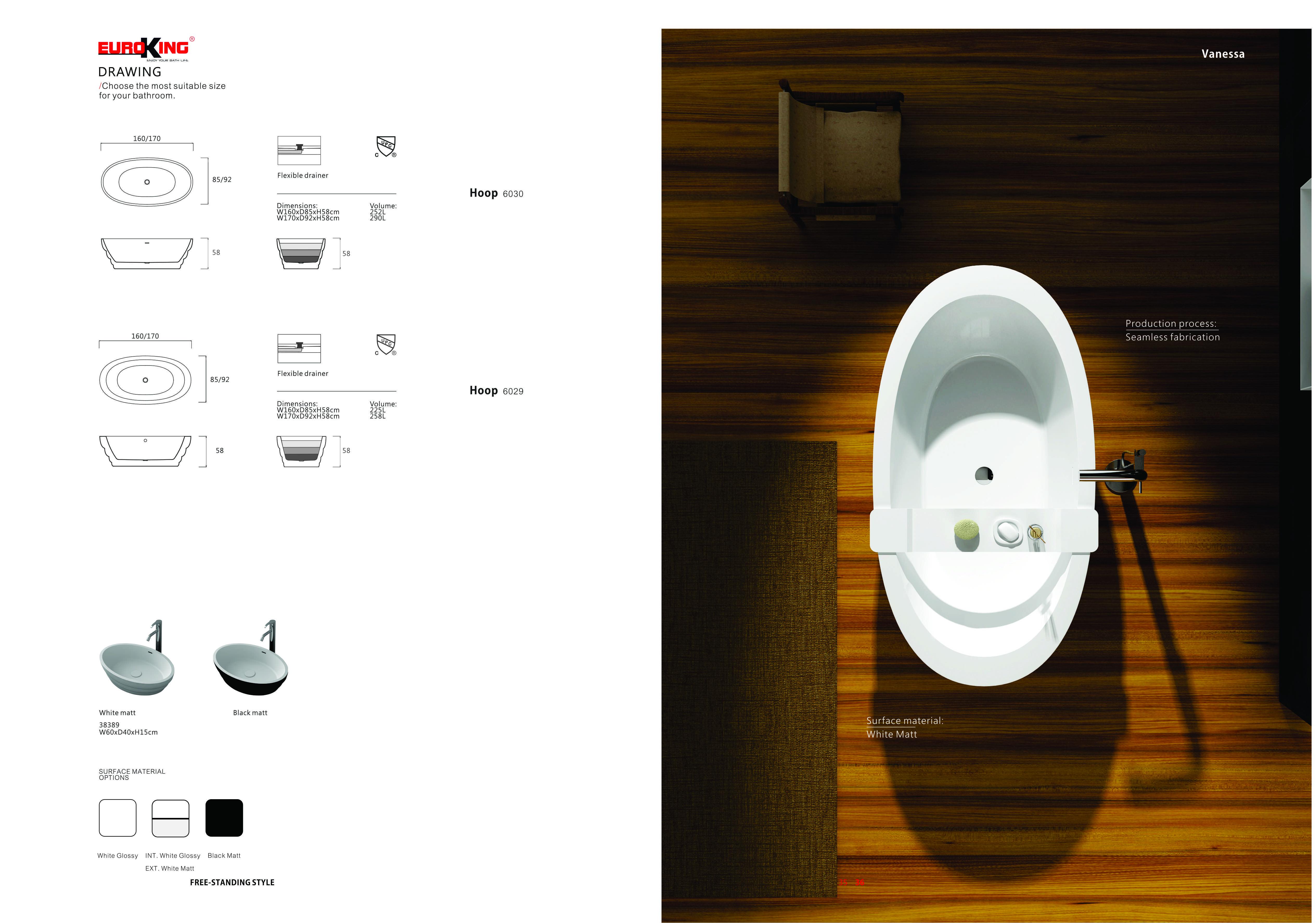 Bảng vẽ kỹ thuật Hoop EU-6030
