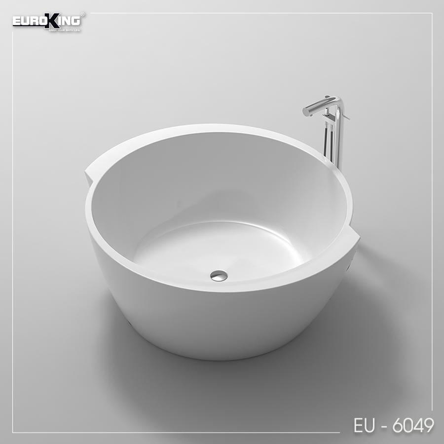 Bồn Paula EU-6049 (màu trắng)