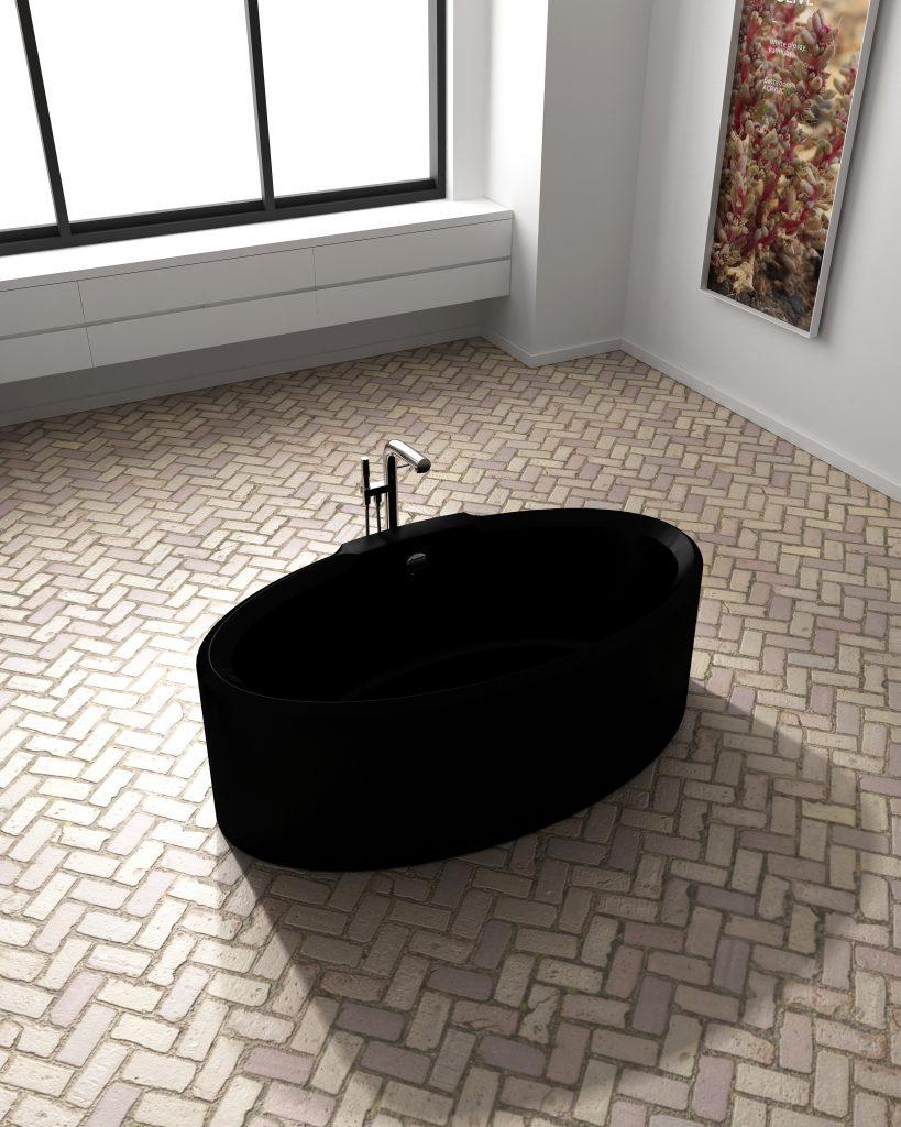 Bồn Lotus EU-6066 (màu đen)