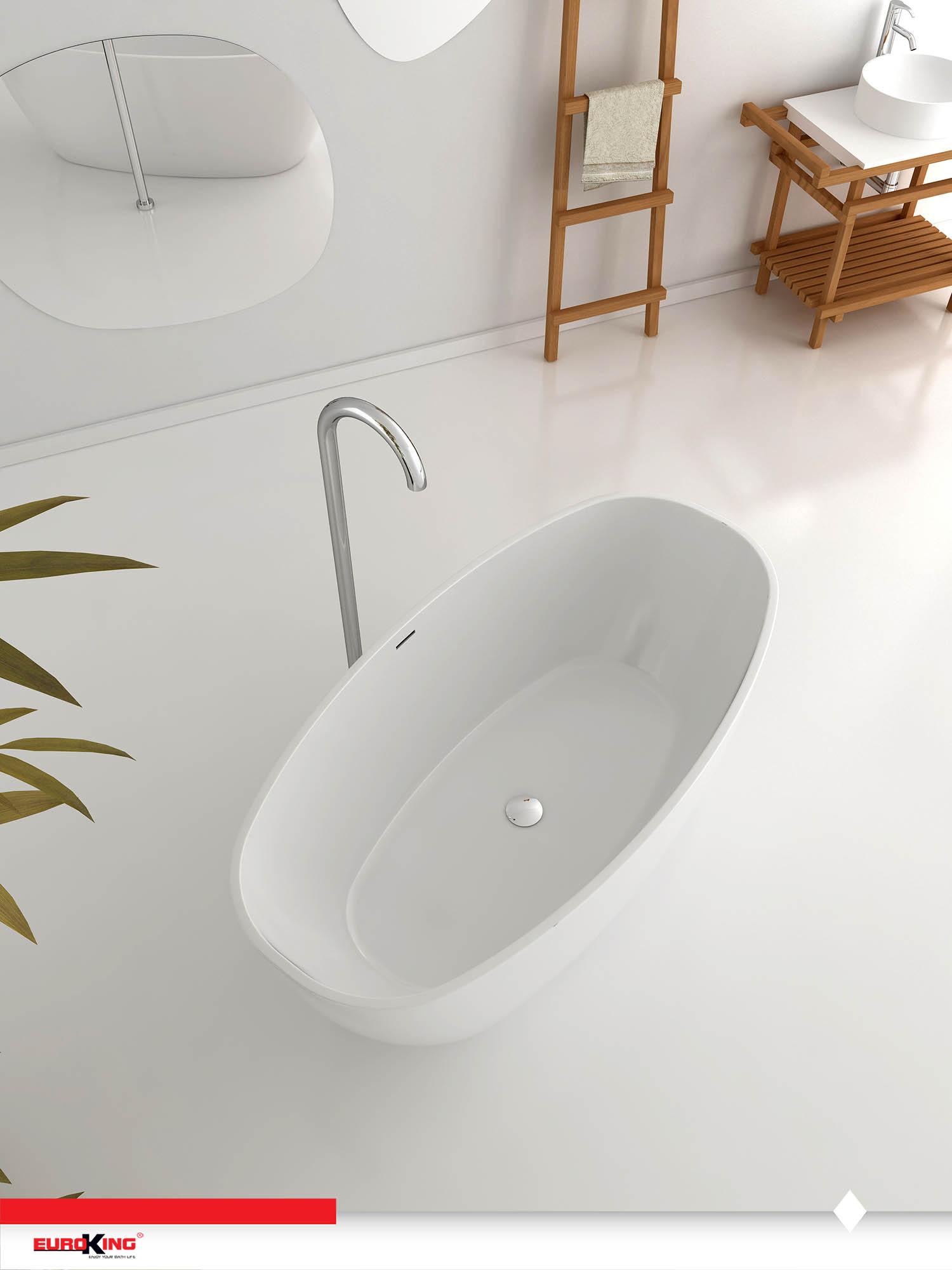 Bồn Coco EU-6026 (màu trắng)