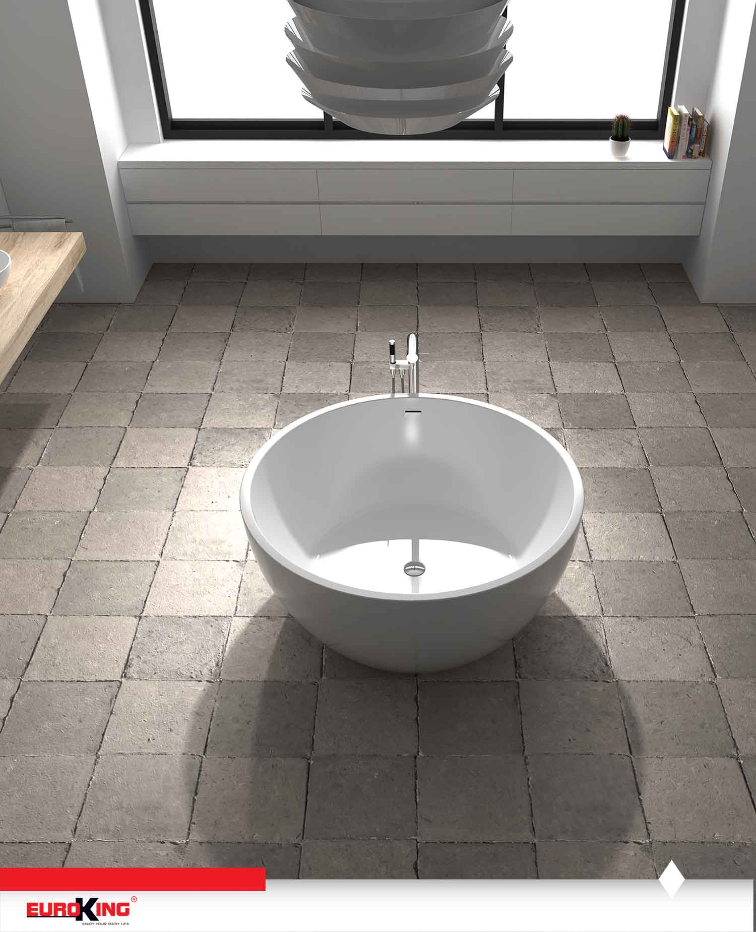 Bồn tắm massage EU-6050