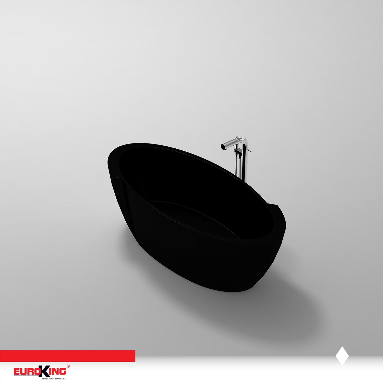 Bồn Paula EU-6051 (đen)