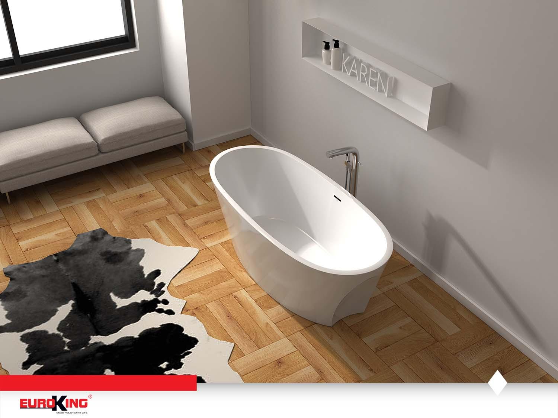 Bồn tắm ngâm EUROKING EU_6052