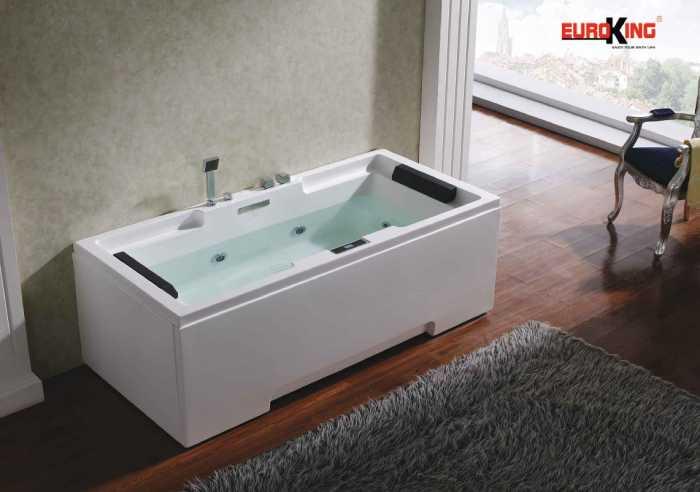 cách sử dụng bồn tắm massage