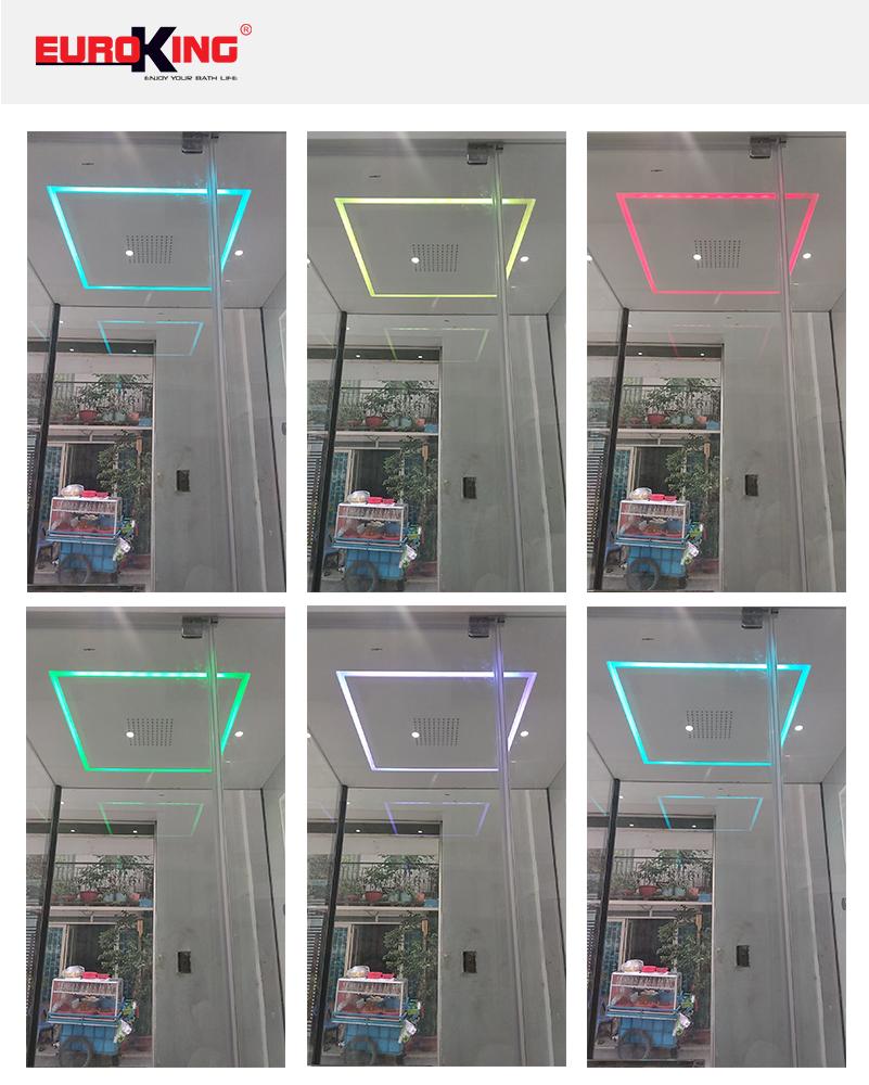 Đèn trần của phòng xông hơi EU-8058