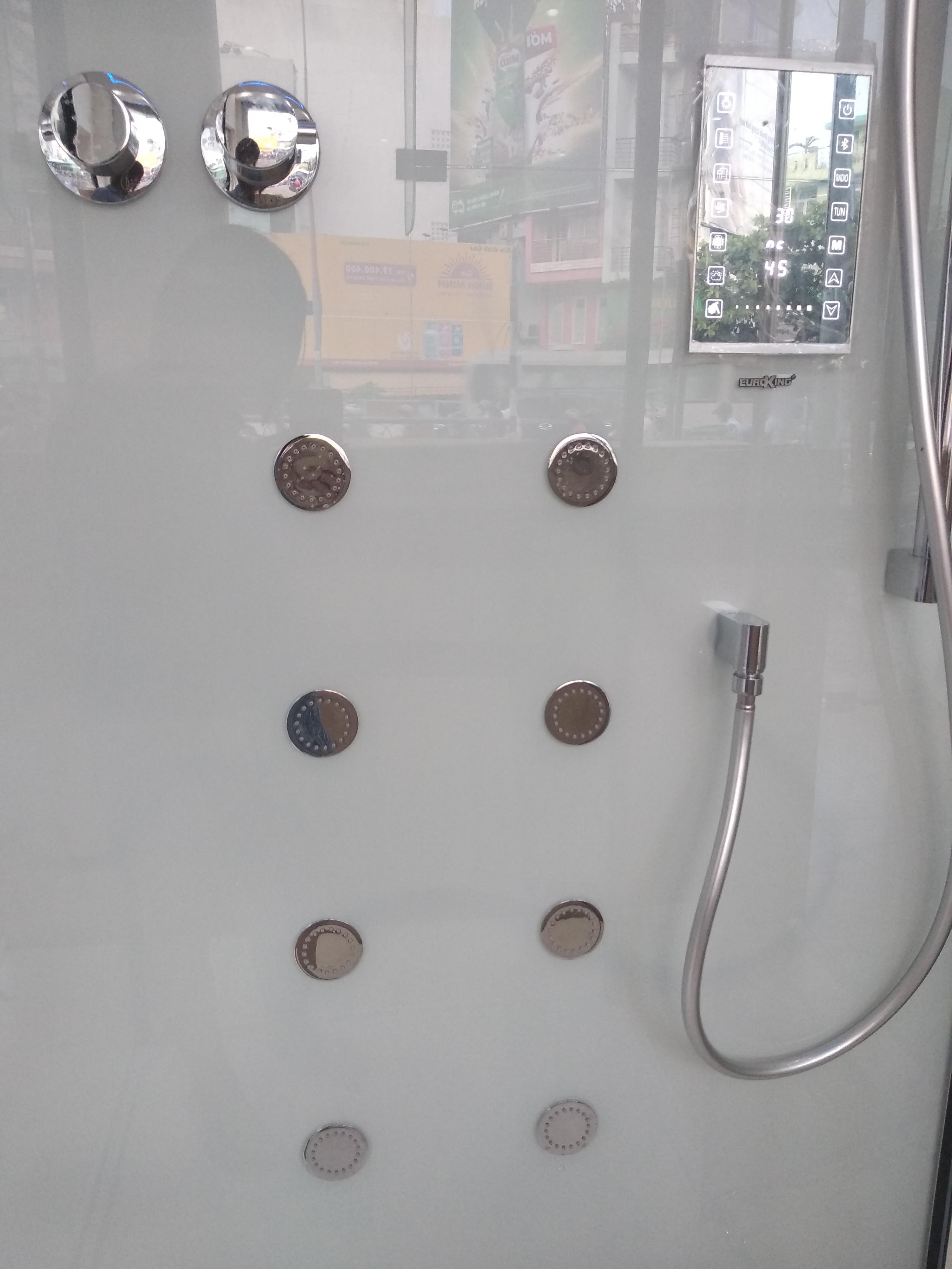 Hệ thống massage lưng EU-8058