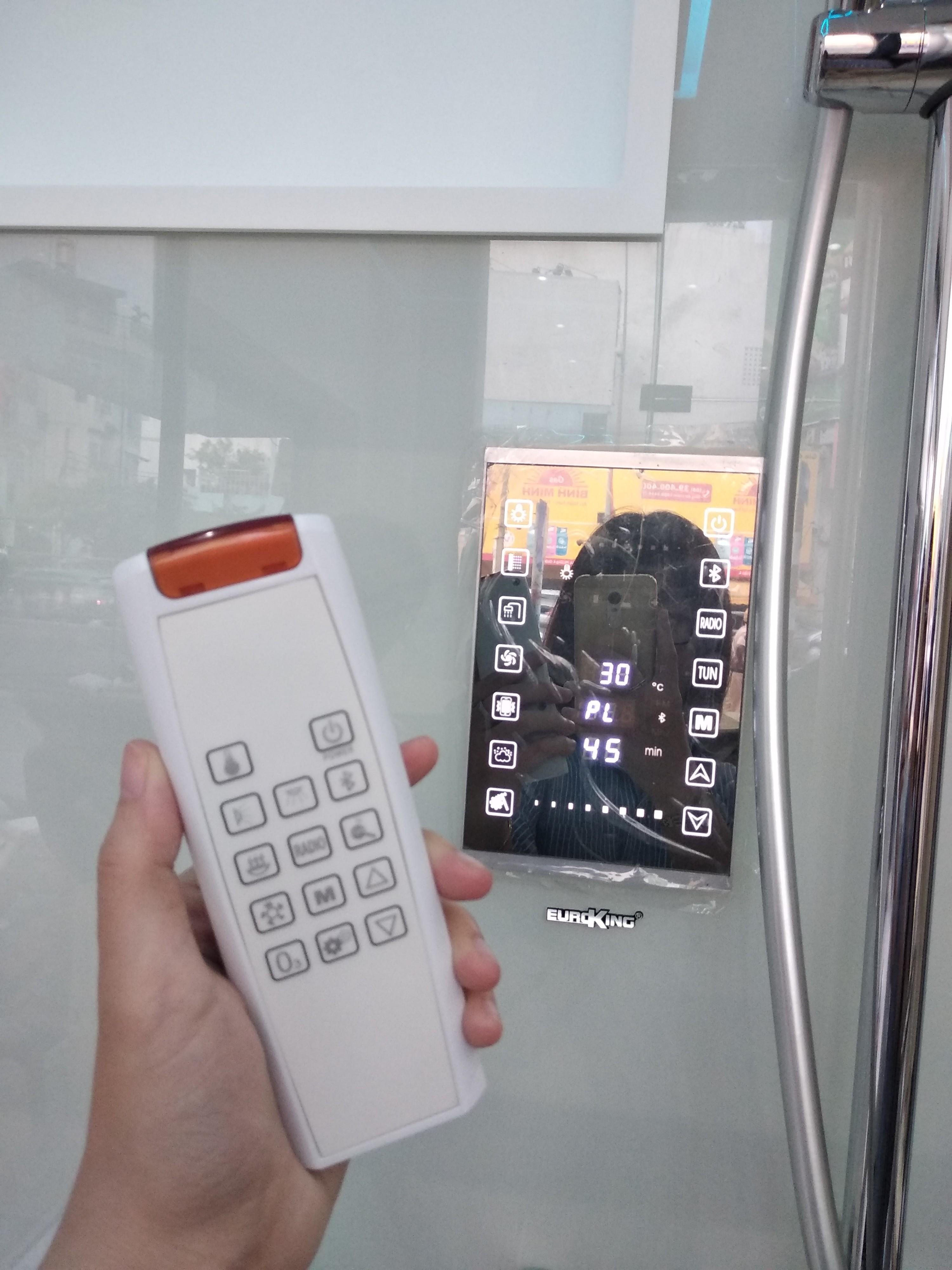 Remote điều khiển từ xa EU-8058