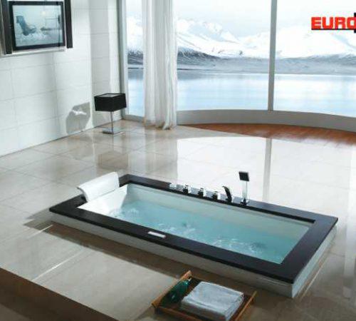 Bồn tắm massage có bị nhiễm điện không