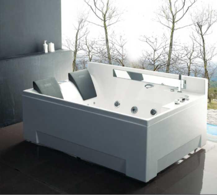 Loại bồn tắm massage dành cho 2 người