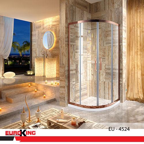 Phòng tắm vách kính EU-4524