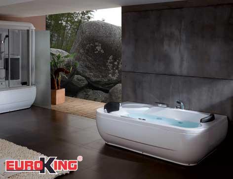 Kích thước bồn tắm massage