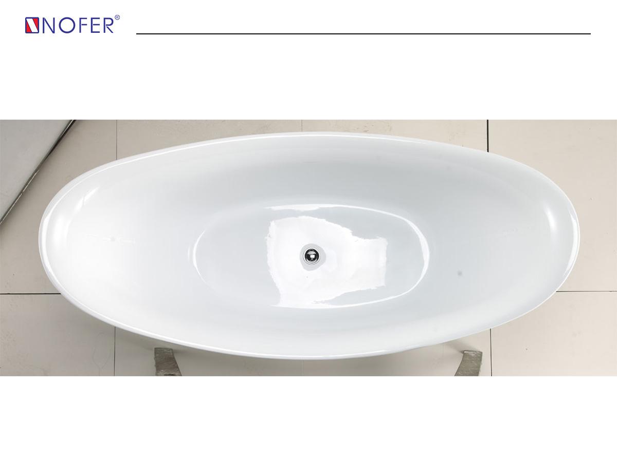 Bên trong bồn tắm NG-1896