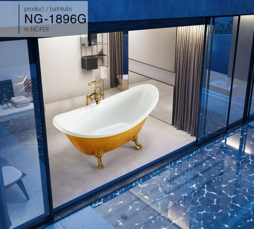 BỒN TẮM NG-1896G