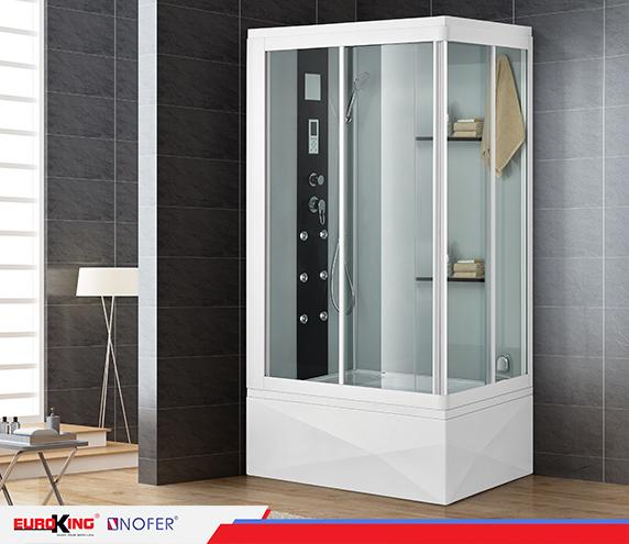 Phòng xông hơi ướt từ thương hiệu Nofer-Euroking Việt Nam