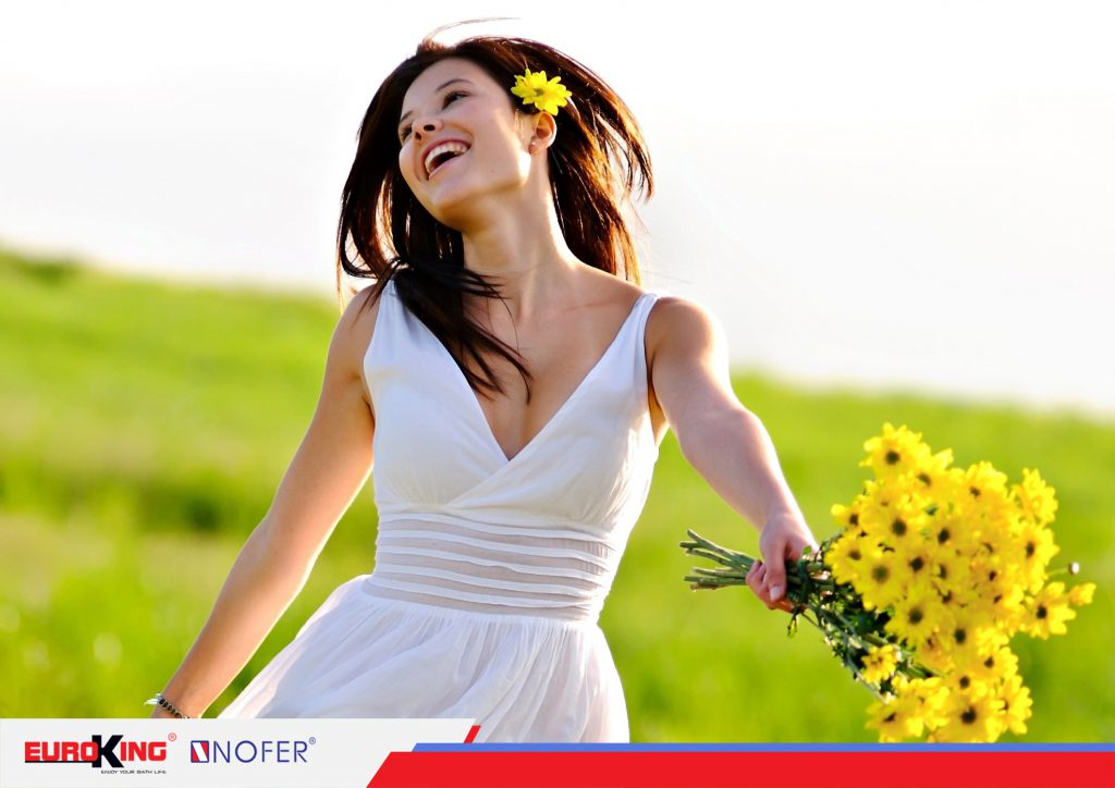 Một sức khỏe tốt sẽ giúp bạn trở nên lạc quan và yêu đời ( Ảnh minh họa )