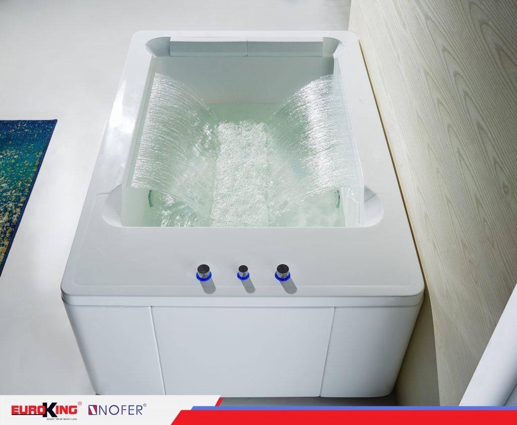 Thư giãn bằng bồn tắm massage EU-1306 PLUS