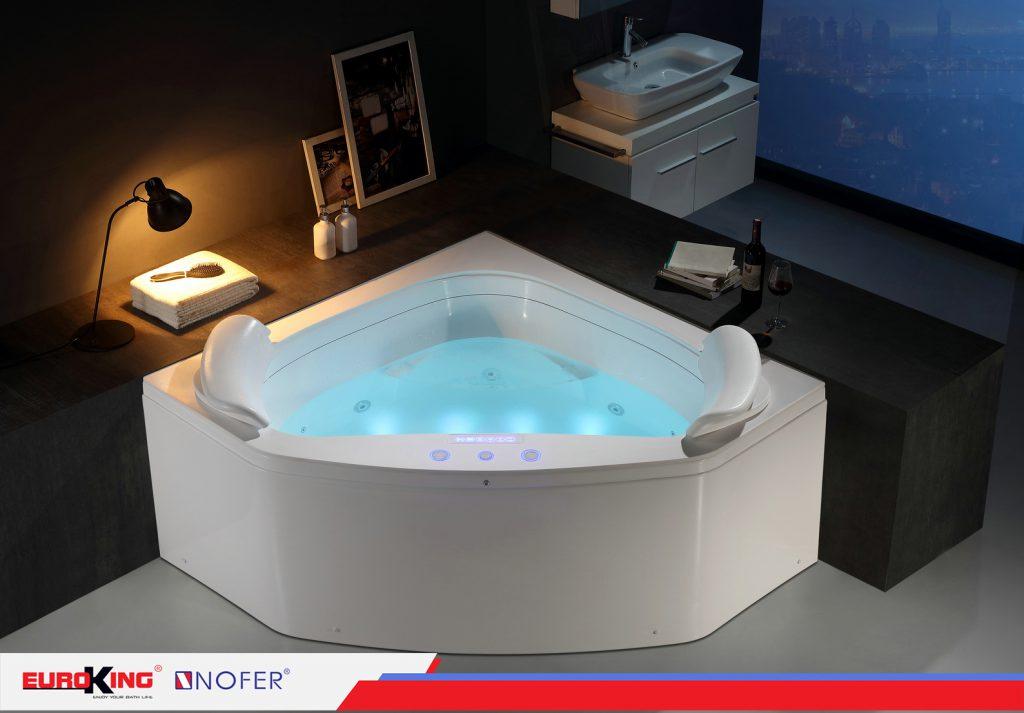 Thư giãn bằng bồn tắm massage EU-1503