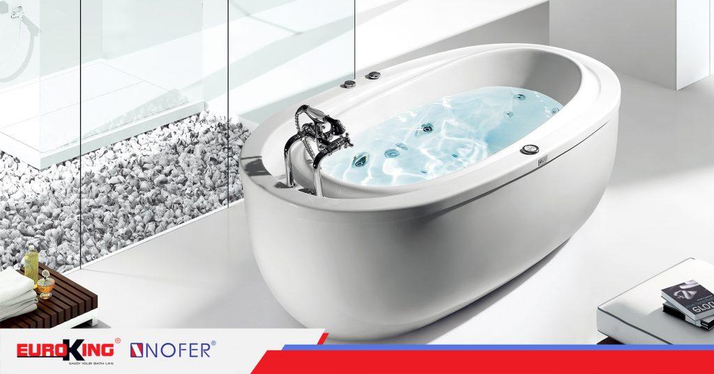 Thư giãn bằng bồn tắm massage NG-1678DP/NG-1678D