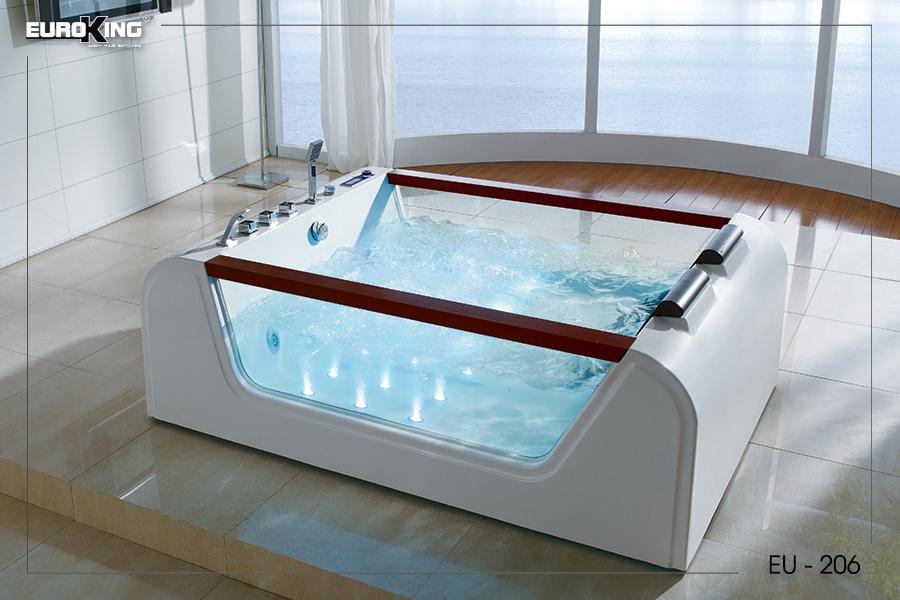 Hình ảnh tổng thể của bồn tắm massage EU - 206