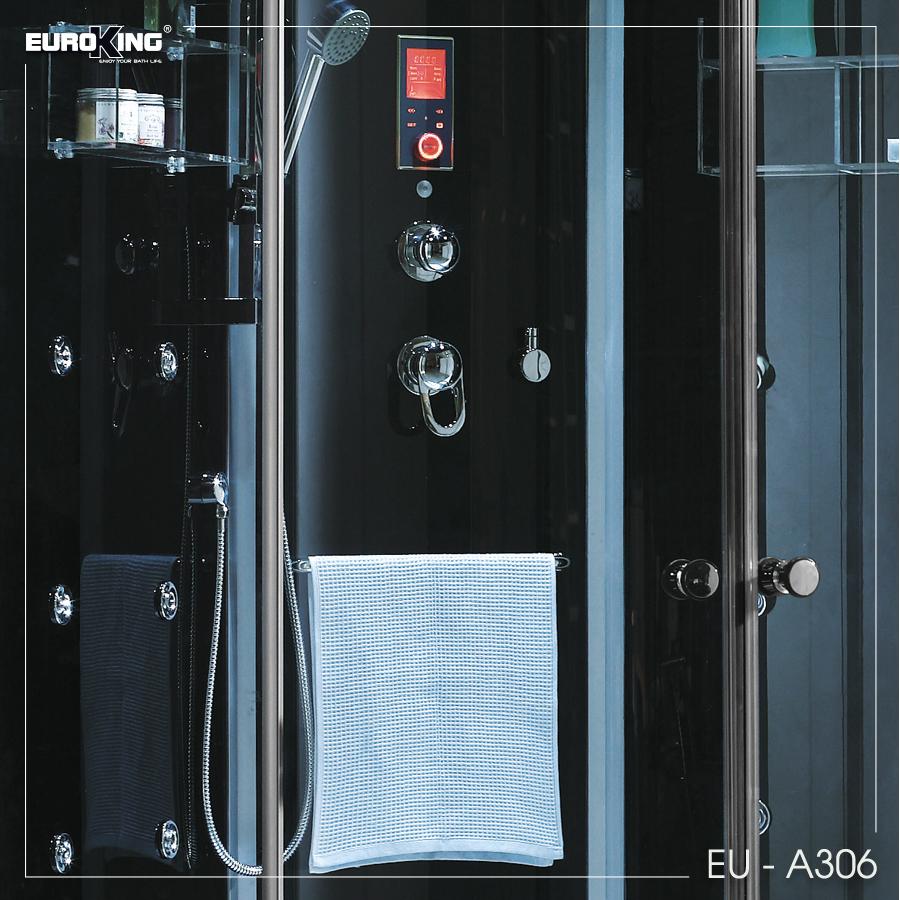 Các chức năng tiện ích của phòng xông hơi EU - A306