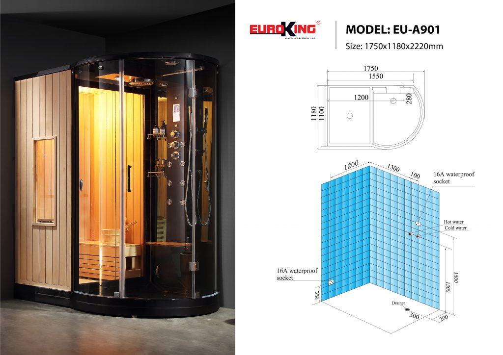 Sơ đồ kỹ thuật EU-A901