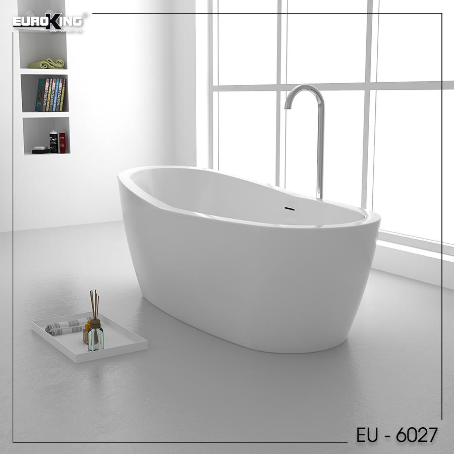Hình ảnh tổng thể bồn tắm EU - 6027