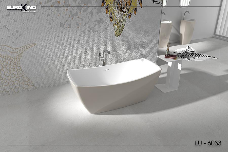 Hình ảnh tổng thể bồn tắm EU - 6033