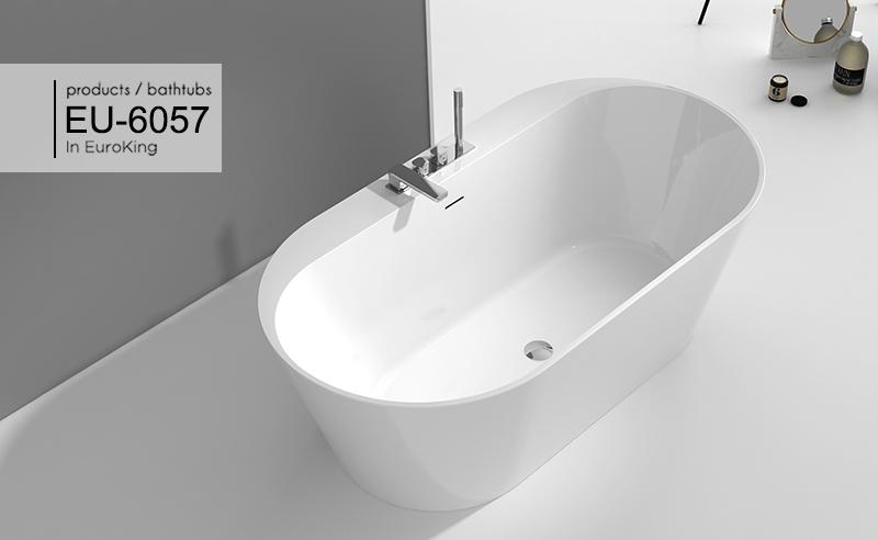 Lòng bồn tắm EU – 6057
