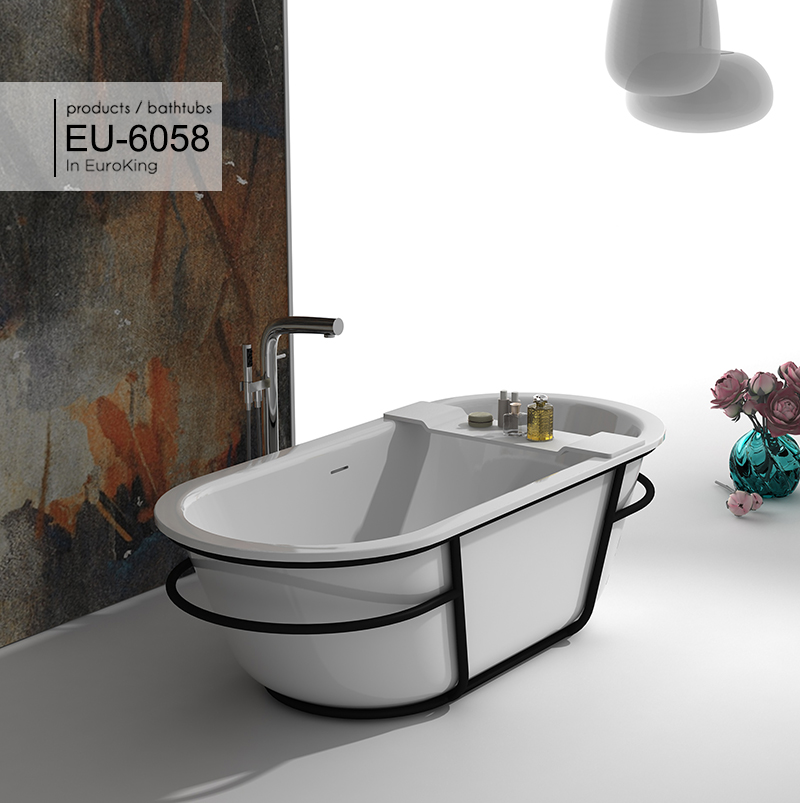 Bồn tắm ngâm EUROKING EU-6058