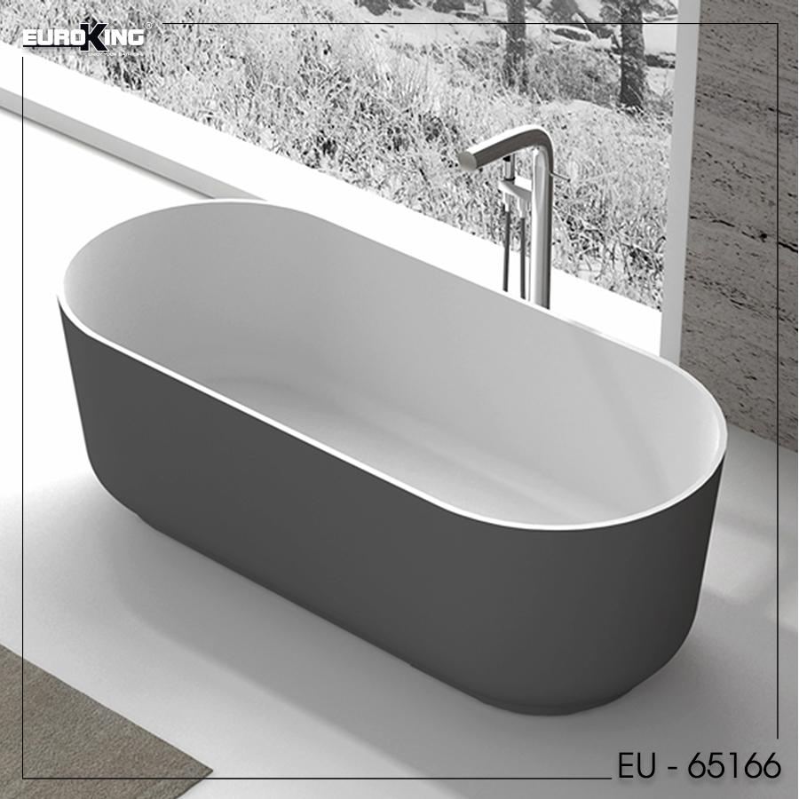 Bồn EU-65166 màu xám