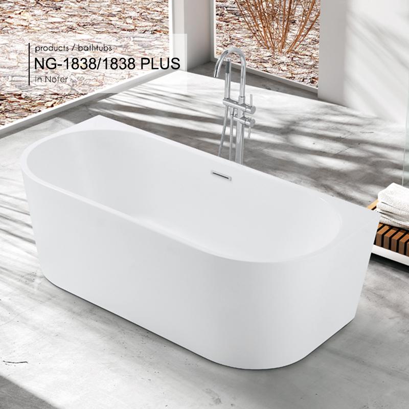 bồn tắm NG - 1838/ 1838 PLUS