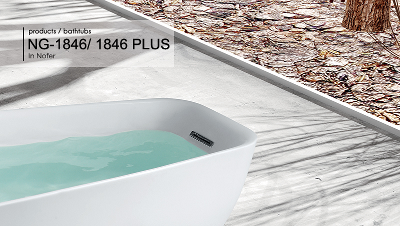 Bồn tắm NG - 1846/ 1846 PLUS