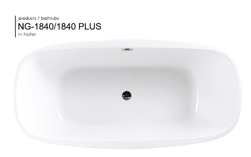 Bồn tắm NG-1840/1840 PLUS