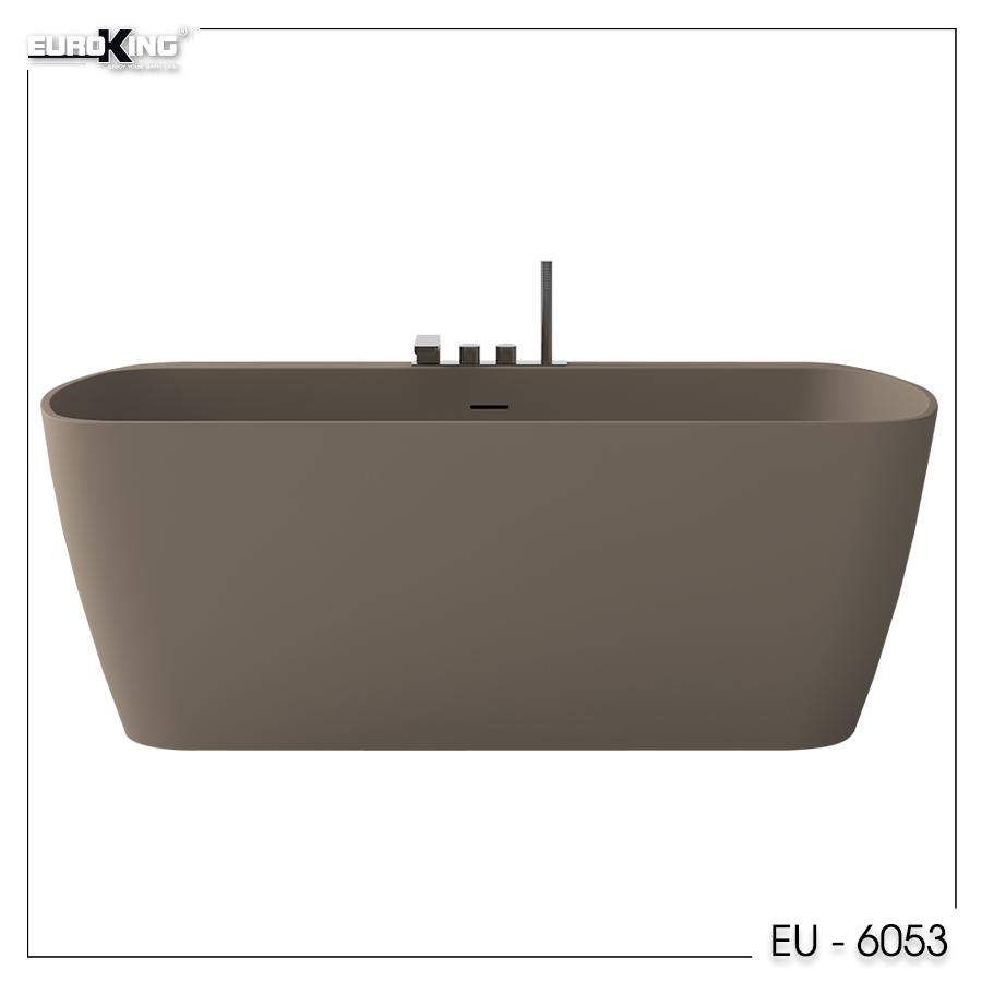 Bồn tắm EU - 6053 với tông màu nâu